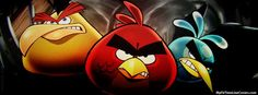 Want a Angry Birds game cover photo for your Facebook timeline profile? We have the best collection of Angry Birds Facebook covers at my cover point.