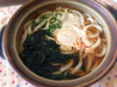 あつかった^_^; - 11件のもぐもぐ - 鍋焼きうどん by tabajun