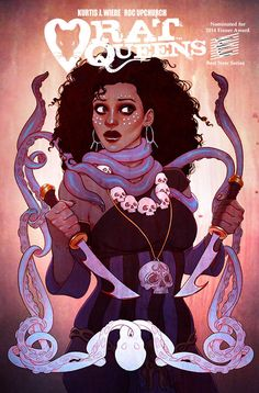 Image Comics Rat Queens Jenny Frison Cover - 2013 Series *All books are estimated to be in NM/Above Condition Image Comics, Comic Art, Cool Artwork, Character Art, Illustration, Comic Book Shop, Artist, Anime, Cover Art