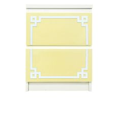 Show details for Pippa 2 O'verlay Kit for IKEA MALM (2 drawer)