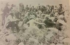 Boere krygers hou skermutseling met kakies op Dundee dop.