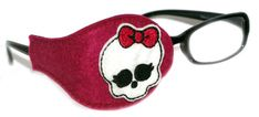 Kids and Adults Orthoptic Eye Patch For Amblyopia Lazy Eye Occlusion Therapy Treatment Monster H Design on Burgundy Monster H, Black Batman, H Design, Cool Eyes, Are You The One, Lazy, Sunglasses Case, Eye Patches, Burgundy