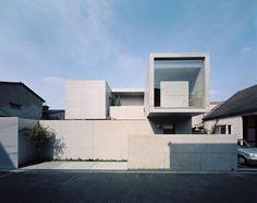 House in Kami Osaka / Japan / 2006