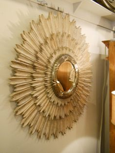 Stunning Starburst Mirror... I love it !