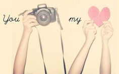 You captured my heart