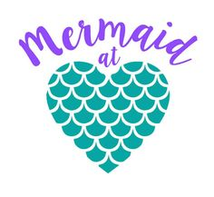 59 Best Mermaid Svgs Images On Pinterest Free Svg Cut