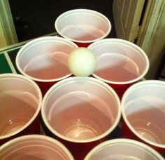 The All-Time Greatest Beer Pong House Rules
