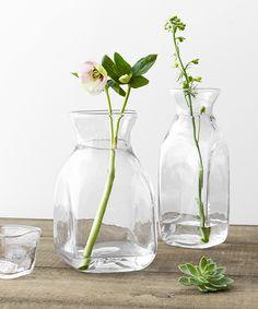 Woodbury Square Vases
