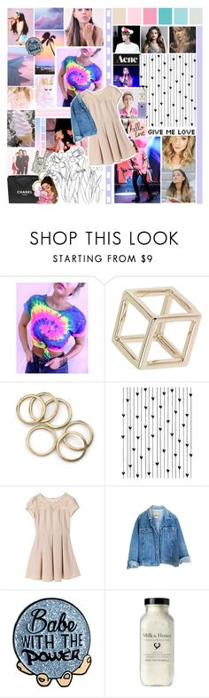 """""""☆ - we're stars and we're beautiful - ☆"""" by to-busy-dreaming ❤ liked on Polyvore featuring GET LOST, philosophy, Emma Watson, Chanel, Topshop and Camp"""