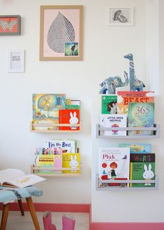 Bücherregal ikea kinder  Ikea Gewürzregal für Bücher nutzen | Khaterah | Pinterest | Ikea ...