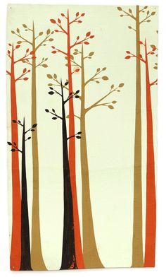 Margaret Kilgallen Untitled, c. 2000 Acrylic on paper 18.25 x 10.5 inches