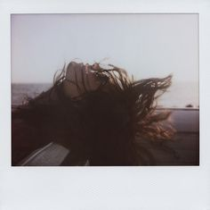 the wind in my hair..