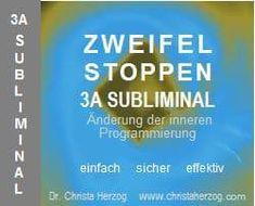 Zweifel stoppen 3A Subliminal | Ziele Calm, Im Not Perfect, Human Nature, Positive Changes, Reaching Goals, Happy Life