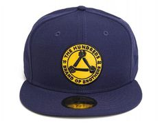 THE HUNDREDS x NEW ERA「Bros」59Fifty Fitted Baseball Cap