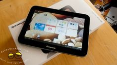 The Full review of the Lenovo IdeaTab A2109A Android Tablet