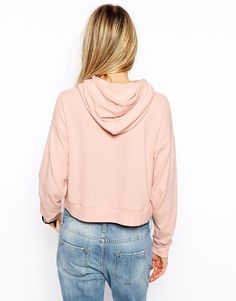 Image 2 ofASOS Hoodie in Super Soft Slouch Fabric