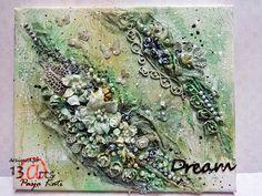13arts: Dream - blejtram/ canvas