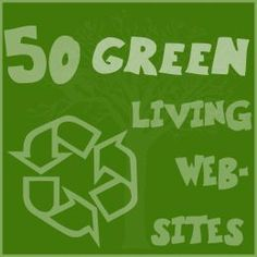 This web site is a guide to living green blogs and other web resources.