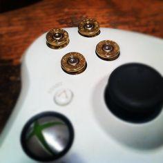 Xbox 9mm Bullet Button Controller