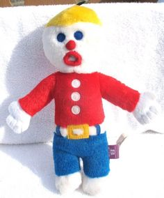 "11"" Talking OH NO! Mr. Bill Dog Toy Plush Stuffed Animal Mult..."