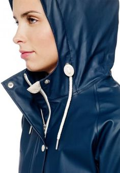 tretorn wings rain jacket navy waterproof jacket rain and navy. Black Bedroom Furniture Sets. Home Design Ideas