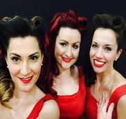 Book our big band & 1940's singers for your vintage themed event in London & the UK.