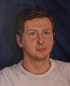 Male oil portrait by Oscar Estevez Oil Portrait, Portraits, Artist, Head Shots, Artists, Portrait Photography, Portrait Paintings, Headshot Photography, Portrait