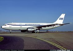 Airbus A300B2-320 aircraft picture