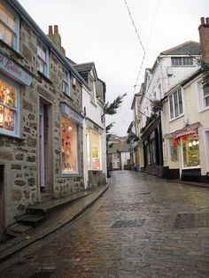 December in St Ives, Cornwall. Photo: Carolyn Saxby