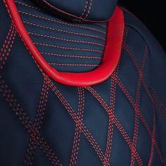 chevy camaro custom interior red and black interior seats triple diamond stitch
