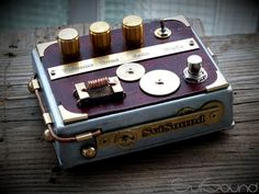 Steampunk, new pedal :)