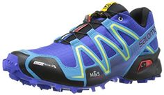 Salomon Women's Speedcross 3 CS W Trail Running Shoe, Cobalt/Blue Line/Black, 9 B US Salomon http://smile.amazon.com/dp/B00PRPJ87Y/ref=cm_sw_r_pi_dp_HQRHwb0Q0X1YE