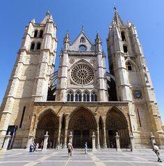 German and Spanish Gothic #architecture #design #blog
