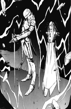 Blame! 23: Electronic Knight at MangaFox.me