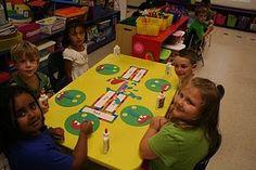 Go Away Big Green Monster, shapes Monster Theme Classroom, Classroom Themes, Classroom Activities, Book Activities, Preschool Ideas, Teaching Ideas, Alphabet Sounds Song, Frog Street Press, Big Green Monster