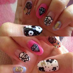 Gel Nail Art by Hey Nice Nails!!