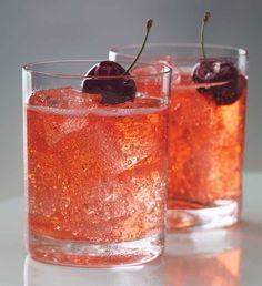 Cherry Moon: Grey Goose Cherry Noir, Lemon-lime soda, Grenadine drinks