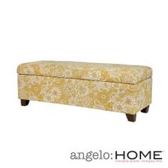 Superior @Overstock   The Angelo:HOME Kent Bench Trunk Ottoman With Storage Was  Designed By