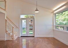 Laneway House Livingroom, 750 sq ft