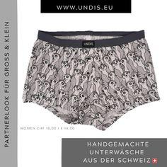 UNDIS www.undis.eu Die handgemachte Unterwäsche im Partnerlook für die ganze Familie. Lustige Motive und flippige Farben für Groß und Klein! #undis #bunte #Kinderboxershorts #Lustigeboxershorts #boxershorts #Frauenunterwäsche #Männerboxershorts #Männerunterwäsche #Herrenboxershorts #kinder #bunteboxershorts #Unterwäsche #handgemacht #verschenken #familie #Partnerlook #mensfashion #lustige #weihnachtsgeschenk #geschenksidee #eltern #vatertagsgeschenk Boho Shorts, Women, Fashion, Funny Underwear, Men's Boxer Briefs, Sew Gifts, Families, Guys, Kids