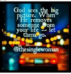 """from one of my favorite girlfriends...Mandy ala """" The SIngle Woman.."""""""