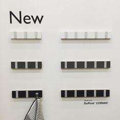 Dupont Corian, Hall Stand, Hooks, Vanity, Metal, Inspiration, Color, Instagram, Design