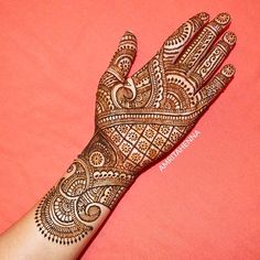 No automatic alt text available. Full Mehndi Designs, Palm Mehndi Design, Latest Bridal Mehndi Designs, Indian Mehndi Designs, Mehndi Designs For Girls, Mehndi Designs For Beginners, Mehndi Design Pictures, Wedding Mehndi Designs, Beautiful Mehndi Design