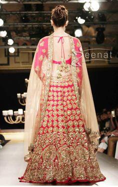 Alia bhatt in Manish Malhotra bridal lehenga. #bride #brides #bridal #indianbride #indianwedding #wedding #marriage #india #photography #lehenga #lehnga #lehngha #choli #outfit #couture