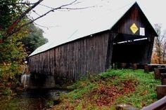 Quechee, VT  Woodstock Bridge