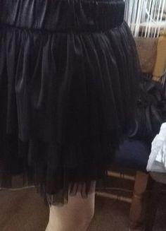 Kup mój przedmiot na #vintedpl http://www.vinted.pl/damska-odziez/spodnice/16489341-czarna-tiulowa-spodniczka-kilka-warstw
