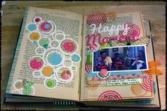 Happy Little Moments - Second set of pages by GwenLafleur at Studio Calico
