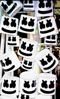 Dance Wallpaper, Mobile Wallpaper, Iphone Wallpaper, Marshmallow Pictures, Marshmello Dj, Alan Walker, Famous People, Abstract Art, Snoopy
