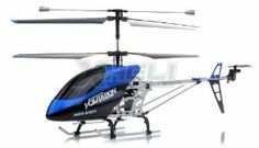 """Hero RC 26"""" H853 Newest 3 Channel Outdoor Volitation Metal RC Helicopter w/ Built in Gyro . $44.95"""
