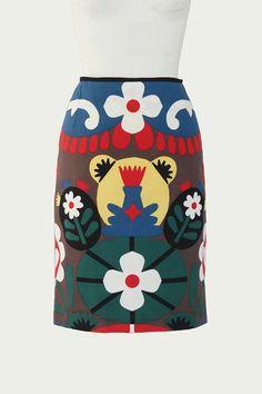 Sonnhild Kestler-clothes Stylish Dress Book, Stylish Dresses, Fashion Dresses, Rock, Color Patterns, Color Combinations, Comfy, Pakistani, Clothes